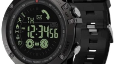 Elite Tact Watch